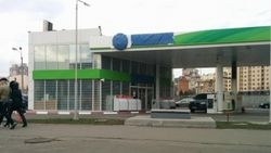 Бело-красные АЗС «Лукойл-Украина» меняют название и фирменные цвета