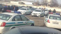 Разбойники на дорогах грабят водителей в Узбекистане