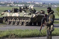 За последние сутки боевики 95 раз обстреляли позиции сил АТО