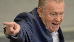 Жириновский мечтает увидеть российский триколор над Киевом