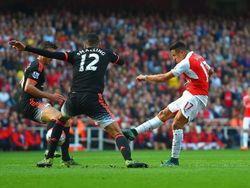 «Арсенал» выиграл матч у «Манчестер Юнайтед» со счетом 3:0