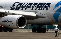 Неизвестные захватили египетский пассажирский самолет
