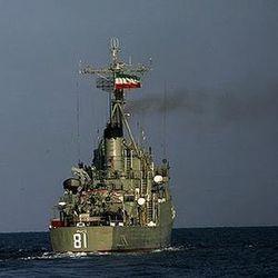 Военные корабли Ирана отправились к берегам США