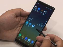 Почти планшет: Samsung Galaxy Note 8 представлен официально