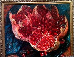 Сын художника из Узбекистана планирует вернуть картину отца из виллы Гульнары Каримовой