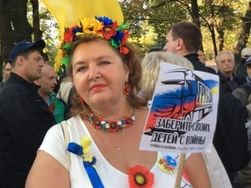 """Васильева едет в Украину, чтобы получить новые доказательства """"Груза 200"""""""