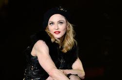 Мадонна поддержала украинцев в Instagram