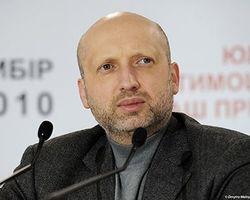 Турчинов назвал условия завершения войны на Донбассе