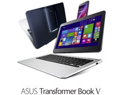 В магазины поступил гибридный планшет ASUS Transformer Book T200