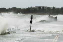 Как год назад: по Британии может ударить сильнейший ураган