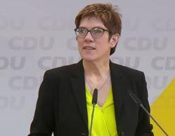 Преемница Меркель тоже поддержала СП-2 и раскритиковала США