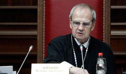 Конституция РФ имеет приоритет над международным правом – Зорькин