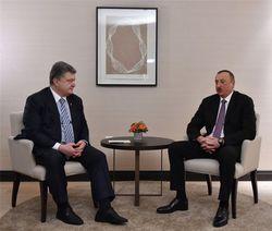 Президент Украины не признал независимость Нагорного Карабаха