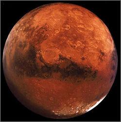 Студенты Москвы предложили путешествие на Марс внутри астероида
