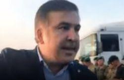Саакашвили внесли в «черный список»: нелегально прибыл в Украину