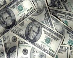 Курс доллара снизился на 0,07% на Форекс перед выходом данных в США
