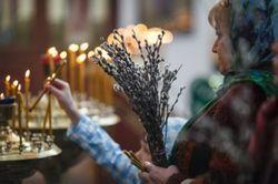 В Вербное воскресенье на ветках вербы заработали до 100 тысяч рублей