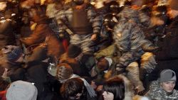 Россия не Украина: Дума ужесточила наказание за «массовые беспорядки»