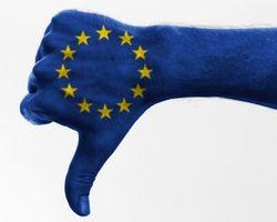 Опрос — британцы не любят ЕС