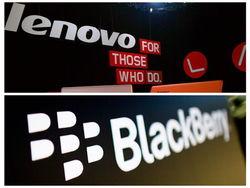 Lenovo готова приобрести BlackBerry