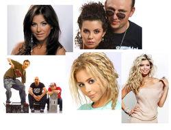 50 самых популярных звезд шоу-бизнеса Украины в Интернете