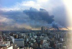 В Японии произошло мощное землетрясение магнитудой 8,5 балла