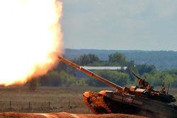 «Уралвагонзавод» гордится высокой живучестью российских танков в Сирии