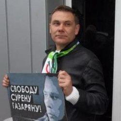 Осужденный эколог Евгений Витишко объявил голодовку