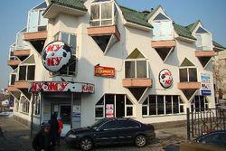 В центре Москвы загорелось кафе из-за «жировых отложений»