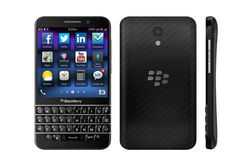 Вся информация о BlackBerry Q30 уже в Сети
