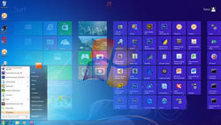 Шкала спроса на Windows 8 все не поднимается