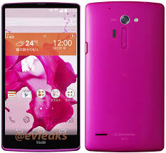 LG представила смартфон со сверхчетким дисплеем — Isai fl