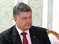 Порошенко подписал решение СНБО от 27 августа, большая часть засекречена