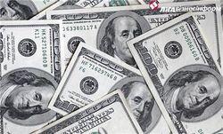 Курс доллара укрепился на 0,14% за счет снижения евро на Форекс