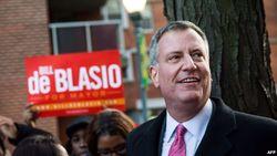 Мэром Нью-Йорка впервые за 25 лет стал демократ – де Блазио