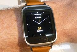 ASUS представила на IFA 2014 часы ZenWatch за 200 евро