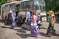 В России никак не могут посчитать количество беженцев из Украины