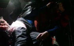 Организатор Евромайдана Харькова получил ножевое ранение