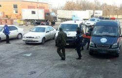 Взрыв гранаты на почте в Днепропетровске считают суицидом