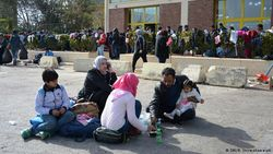 В Греции развиваются предпосылки гуманитарного кризиса