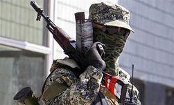 """В Донецке бандиты захватили """"ПриватБанк"""" и """"Донецк-кабель"""""""
