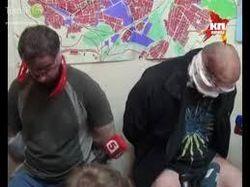 СБУ заявила, что двух военнослужащих «Альфы» в Славянске никто не отпускал