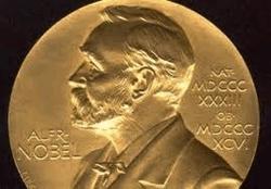 Знак Нобелевской премии мира