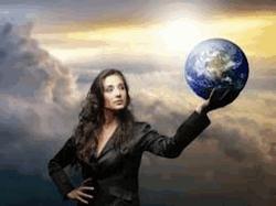 Женщины завоевывают мир