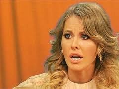 Ксения Собчак смеется над слухами о своей беременности