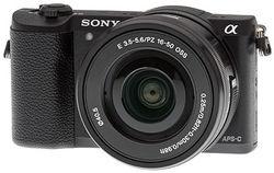Стоимость компактной камеры Sony А5100 составила 550 долларов