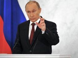 Сегодня Киеву предлагают те же условия по газу, что и при Януковиче – Путин