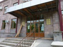 В Армении у здания налоговой произошел взрыв