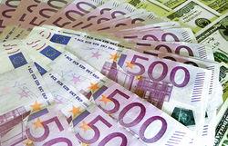 Евро устновил рекорд относительно рубля