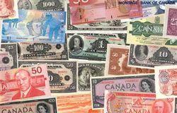 Курс доллара продолжает активный рост против канадского доллара на Форекс в район 1,10